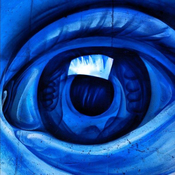 pin the blue eye - photo #18