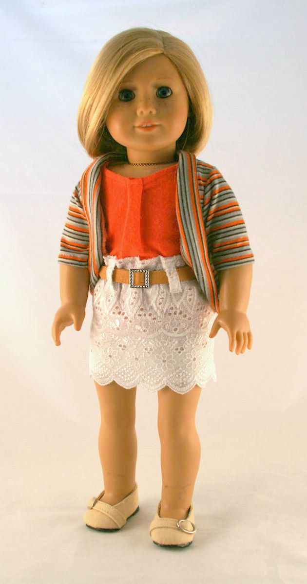 how to make homemade american girl doll clothes
