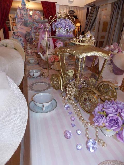 decoracion princesa sofia