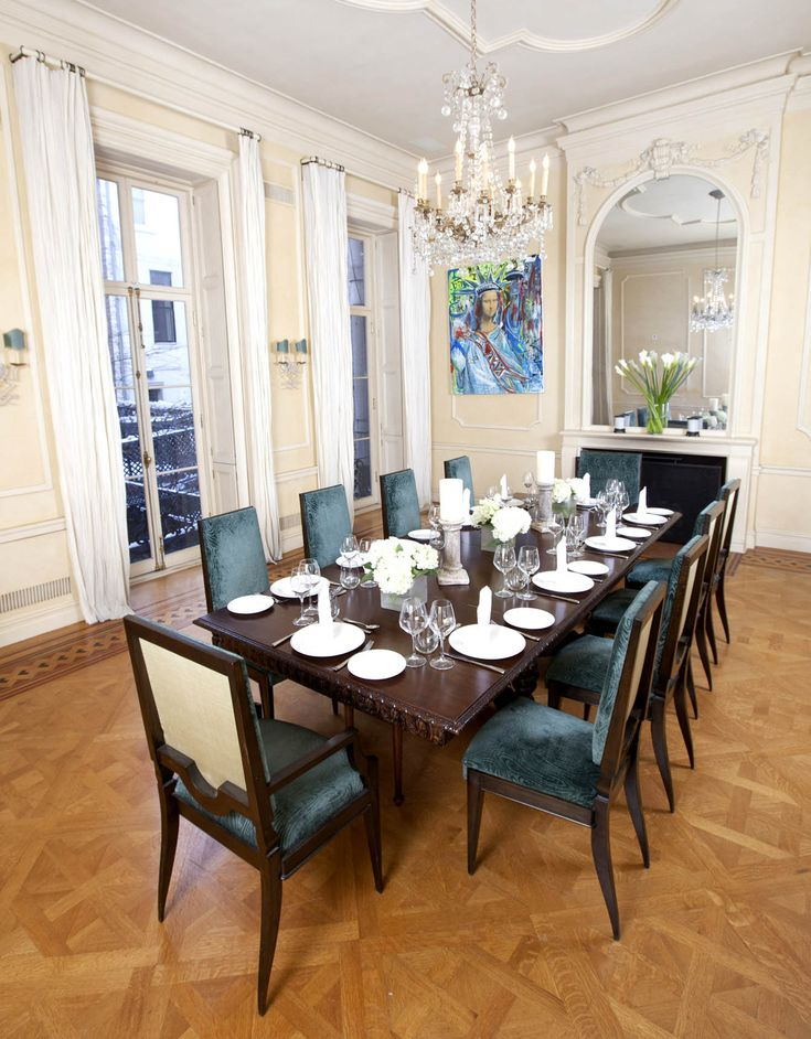 Best dining room italian style dining room pinterest for Best dining rooms pinterest
