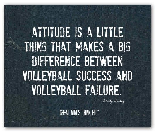 inspirational volleyball quotes quotesgram