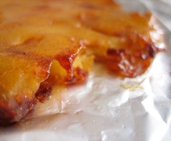 soy glazed crashed potatoes | food I like savory | Pinterest