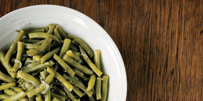 Smothered Country Green Beans | Veggie Ideas | Pinterest