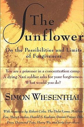 the sunflower essay on forgiveness