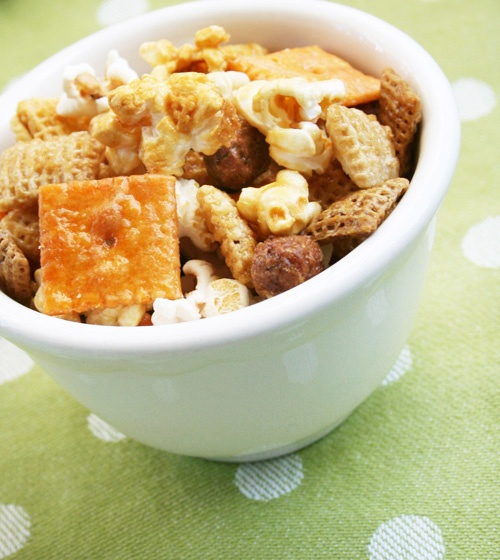 Chexicago Mix...a great party snack!