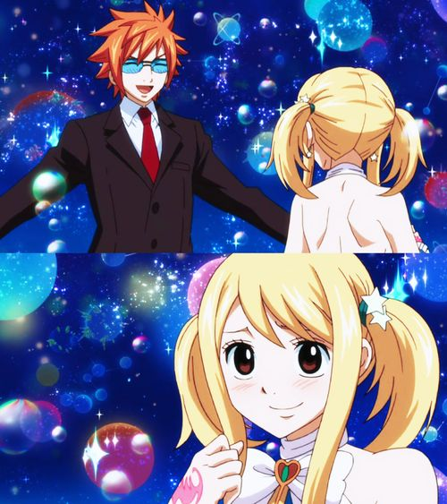 Loke And Lucy -Fairy Tail