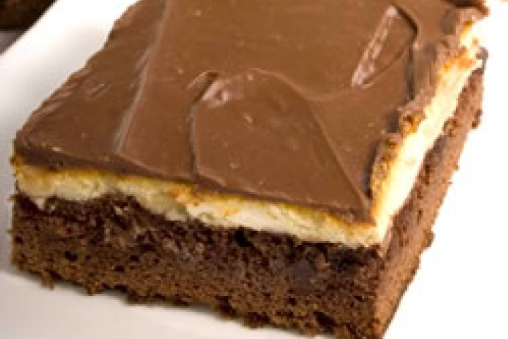 Cheesecake Topped Brownies | Cakes and things | Pinterest