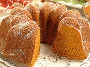 Butterscotch Pumpkin Cake Recipe | GIVING THANKS~ | Pinterest