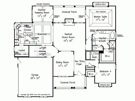 Pinterest American west homes floor plans
