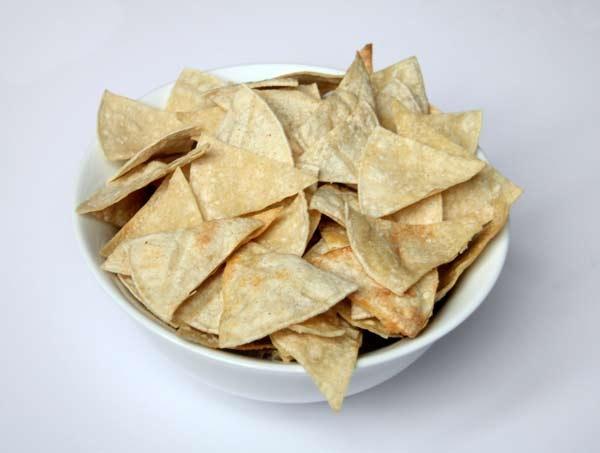 Homemade tortilla chips | Food I Must Make | Pinterest