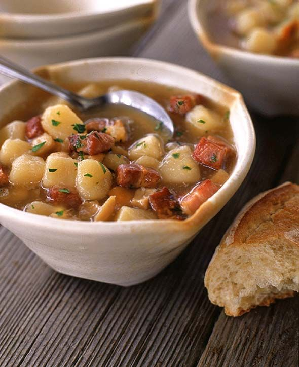 Rhode Island Clam Chowder Recipe | Leite's Culinaria