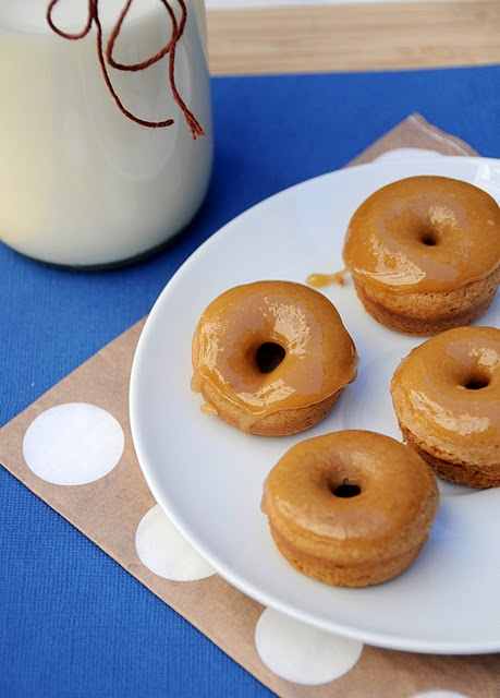 Gingerbread Donuts | Christmas | Pinterest