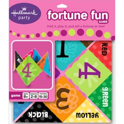 fortune games for girls parties
