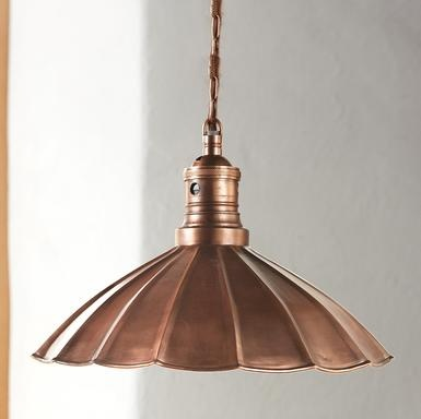 copper light fixture lighting and mirrors