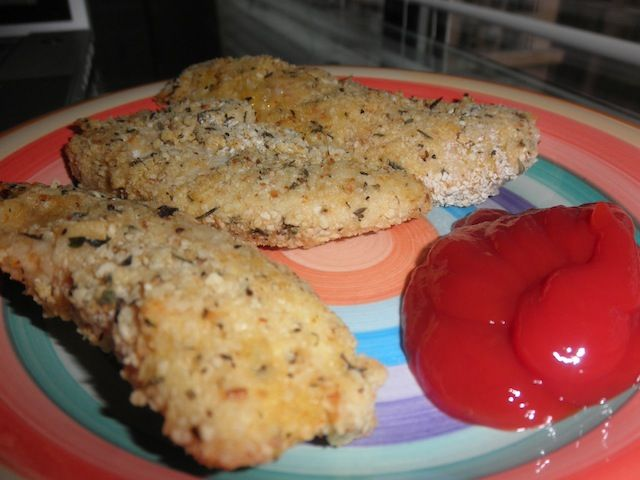 Matzo Meal Chicken Tenders | Chicken, Colonel Sanders? | Pinterest