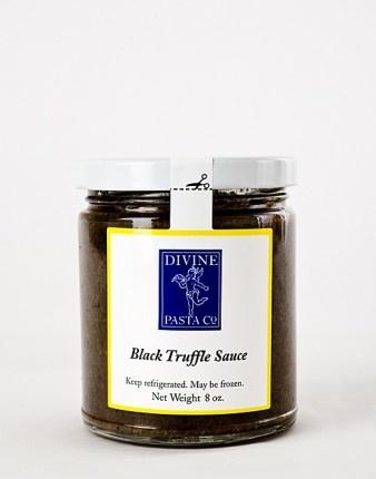 divine pasta black truffle sauce 8oz $11.00