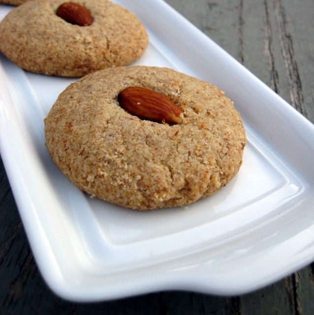 Almond Shortbread Cookies | Recipes - Free From - sweet | Pinterest
