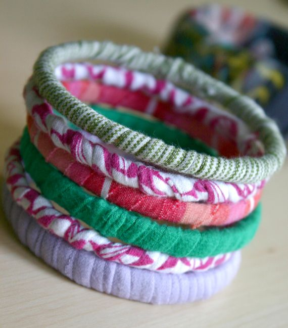 pretty things to make out of old t-shirts