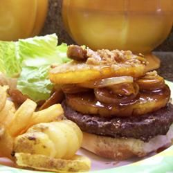 Pineapple Bacon Burgers Allrecipes.com