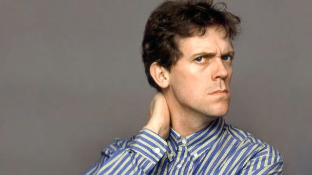 young Hugh Laurie. | H...