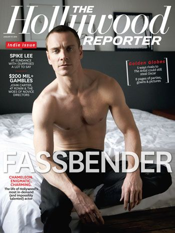 Fassbender may or may not be getting his own board @Jeremy Caesar...