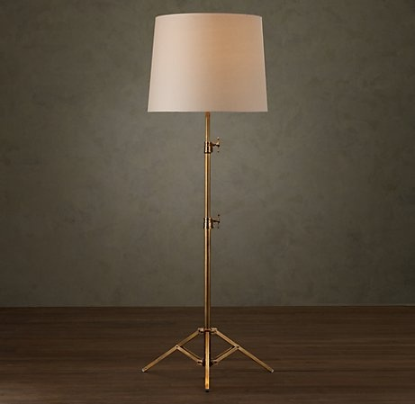 more like this restoration hardware floor lamps and hardware. Black Bedroom Furniture Sets. Home Design Ideas