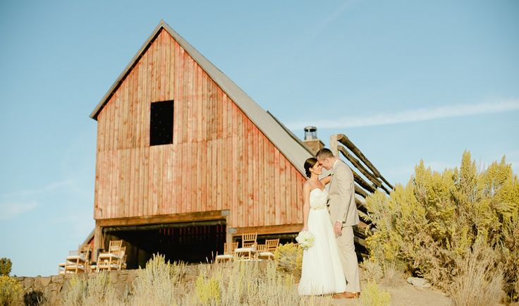 Barn Wedding Venues In South Bend A : Bend oregon weddings venues the barn brasada ranch wedding