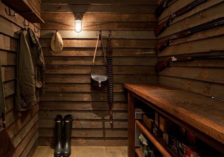 Best awards bureaux ltd gun room for the home for Home gun room