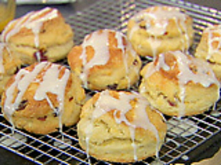 Orange cranberry Scones | Food and Entertaining | Pinterest
