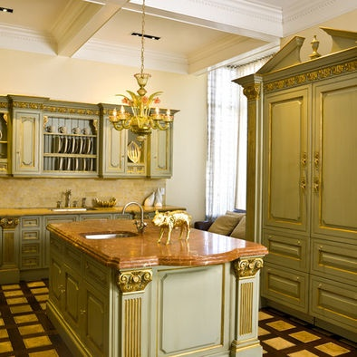 Beautiful clive christian kitchen design clive christian for Robert clive kitchen designs