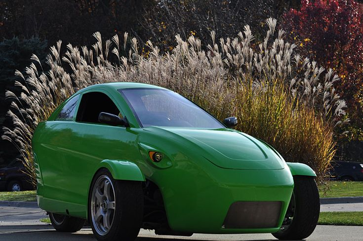 Elio-Motors an american morgan?