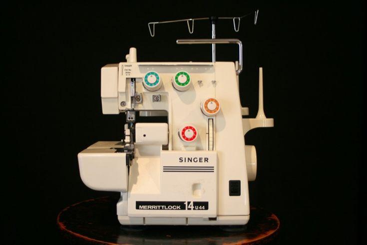 singer serger merrittlock 14u44 sewing machine