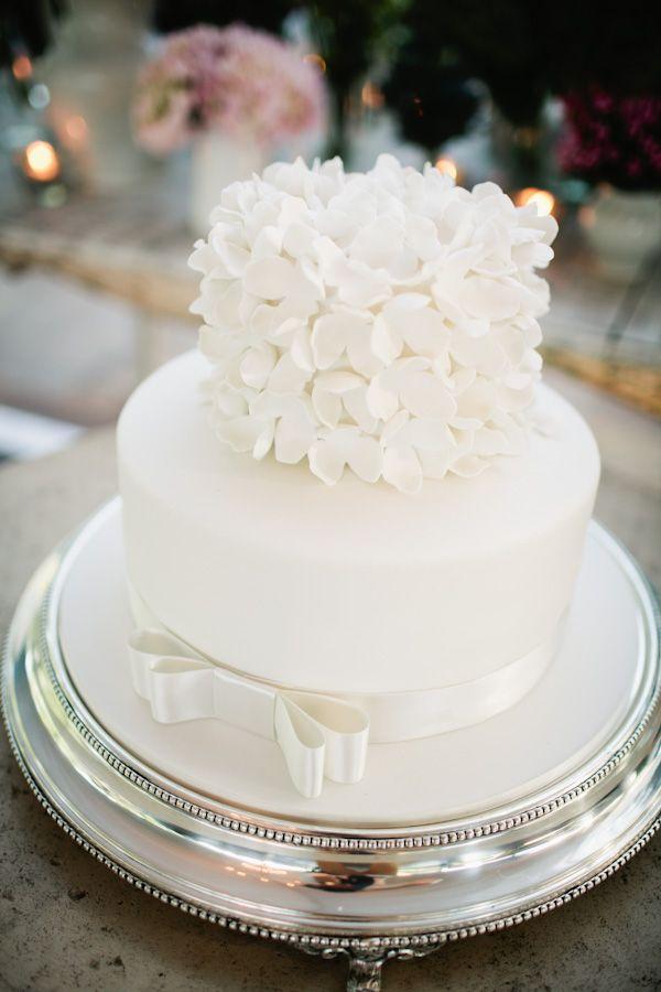 wedding cake - gateau de mariage  Gateaux mariage  Pinterest