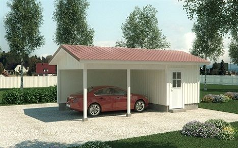 small carports | AUTOKATOS AK1