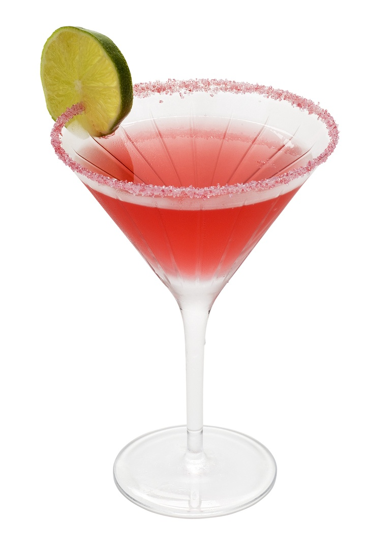 Pomegranate Cosmopolitans | Recipe