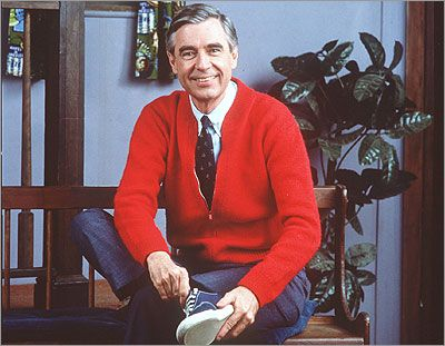 March 20--Happy Birthday, Mister Rogers! We miss you!