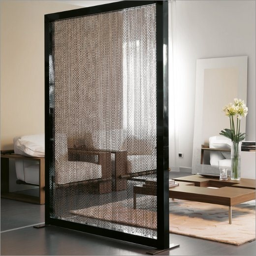 chain room dividers interior eclectic pinterest