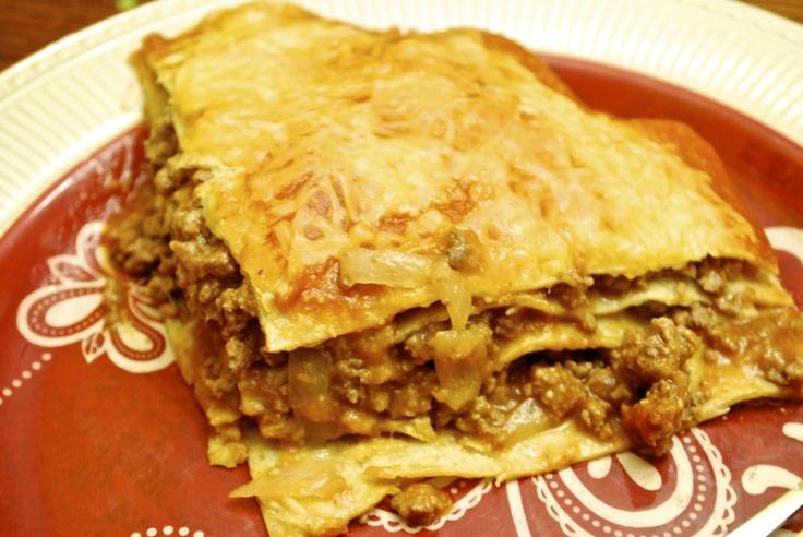 Beef Enchilada Casserole Recipes — Dishmaps