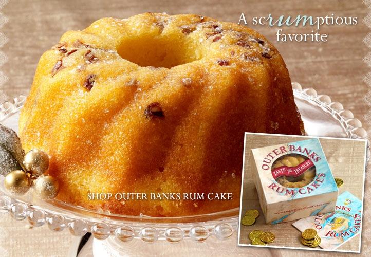Butter Rum Cake | Cakes | Pinterest