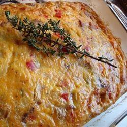 Sunday Brunch Casserole Recipe — Dishmaps