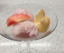 White Nectarine Sorbet   Official Thermomix Recipe Community