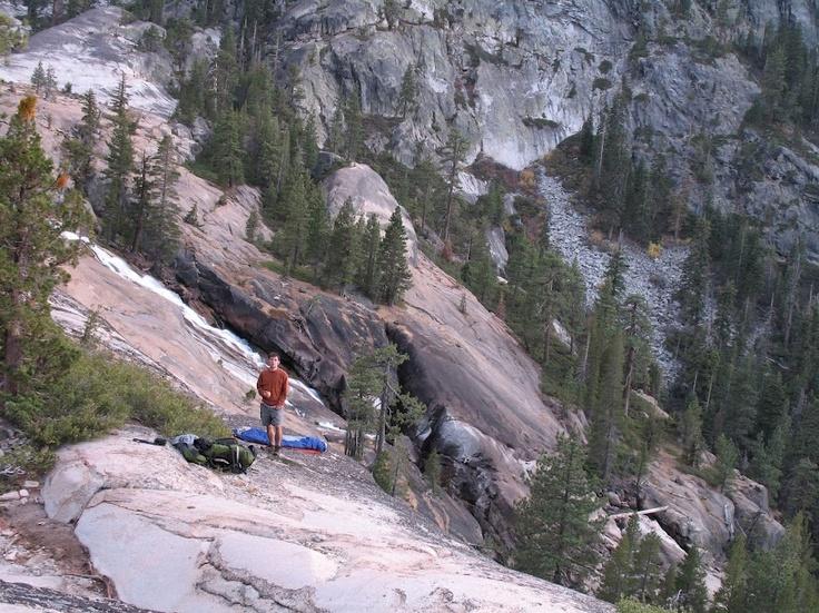 Grand Canyon of the Tuolomne, Yosemite, California
