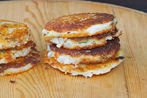 Mashed Potato Cakes | food | Pinterest