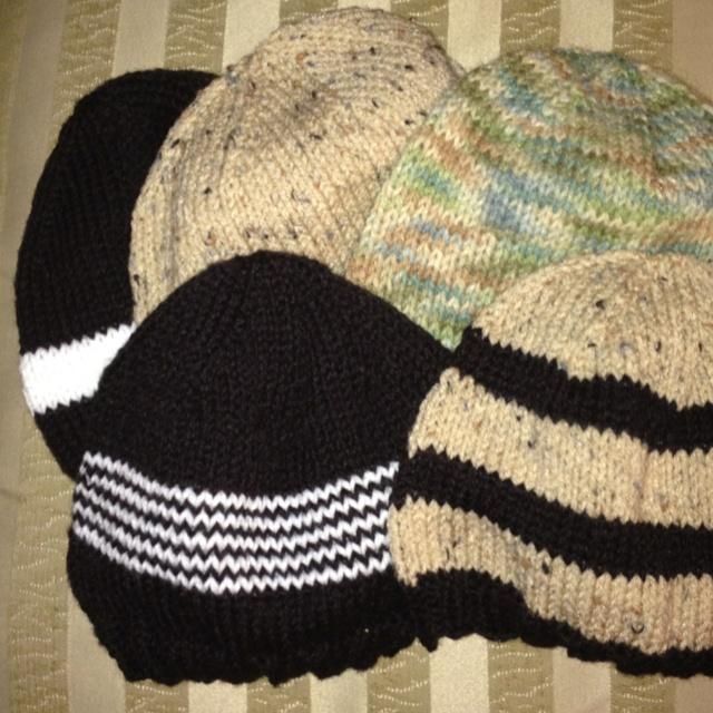 Crocheting For The Homeless : Hats for homeless veterans Crochet Pinterest