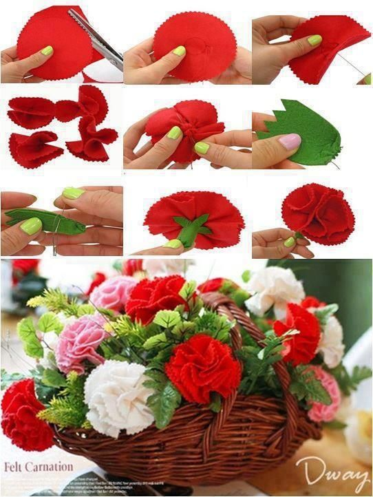 crafts DIY, home made easy crafts craft idea crafts ideas flowers DIY ideas DIY crafts DIY idea do it yourself flowers diy projects diy craft handmade diy ideas