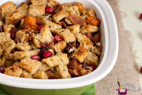 Healthified Stuffing Recipe | Food! | Pinterest