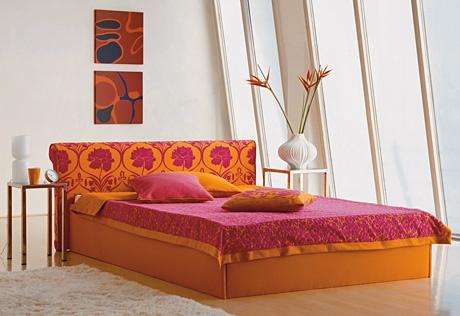 orange and pink bedroom orange pink and yellow pinterest