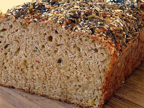 Cheddar Chile Beer Bread - http://beerbreadrecipes ...