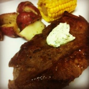 Perfect Pan Seared Steak | Beef & Steaks & Burger | Pinterest