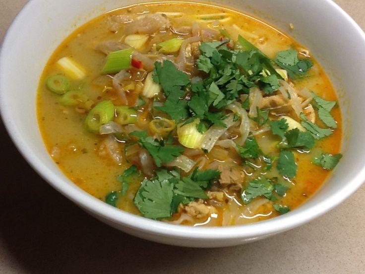 Thai Chicken Soup | Soooooops | Pinterest